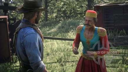 Wo finden Sie alle die fremden in Red Dead Redemption 2