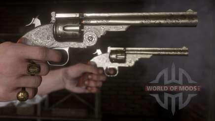 Armes dans RDR 2