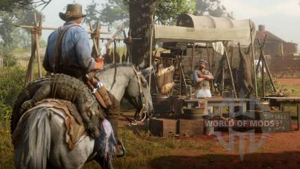 tailleur in RDR 2