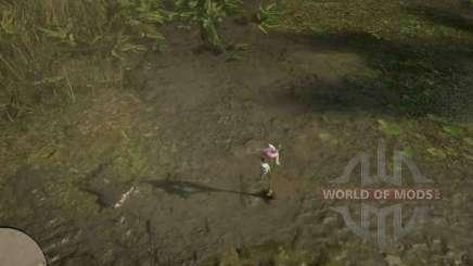 Orchidée de la Reine dans RDR 2