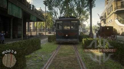 Tram en RDR2