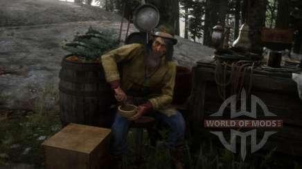 Comment changer votre moral dans Red Dead Online