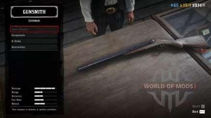 Comment trouver un fusil éléphant dans Red Dead Online