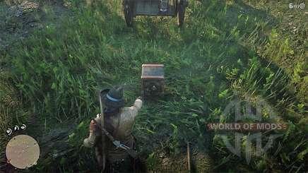 Où trouver les disjoncteurs de verrouillage dans Red Dead Redemption 2