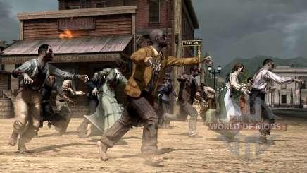 Où trouver des zombies dans Red Dead Online