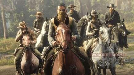 Multiplayer-Modi von Red Dead Online