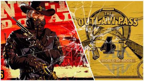 Letzte Woche outlaw Pass # 4