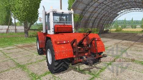 Kirovets K 744R3 pour Farming Simulator 2017
