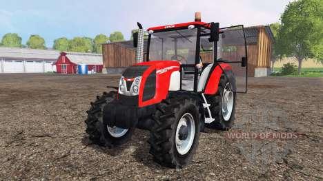 Zetor Proxima 85 pour Farming Simulator 2015