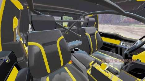 Ford F-150 SVT Raptor pour Farming Simulator 2017