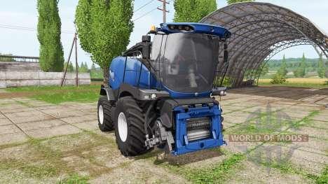 New Holland FR850 für Farming Simulator 2017