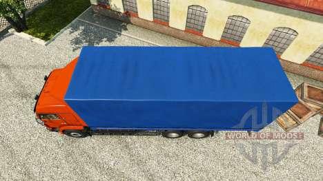 KamAZ 65117 v1.1 pour Euro Truck Simulator 2