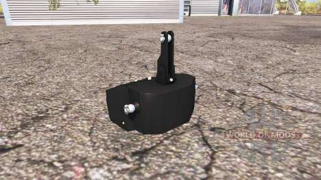 Weight Easymass pour Farming Simulator 2013