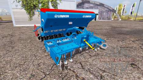 LEMKEN Saphir 7 pour Farming Simulator 2013