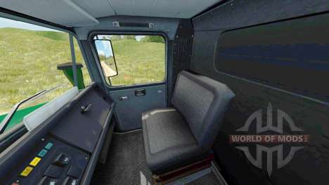 Oural 43202 v3.4 pour Euro Truck Simulator 2