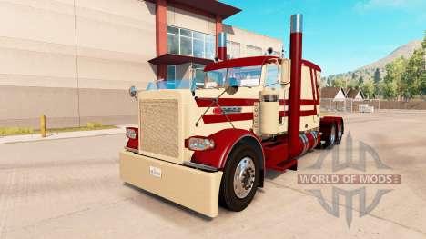 La peau Masque pour le camion Peterbilt 389 pour American Truck Simulator