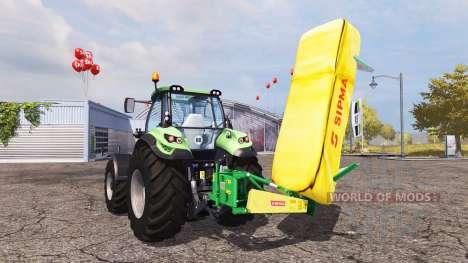 SIPMA KD 1600 Preria für Farming Simulator 2013