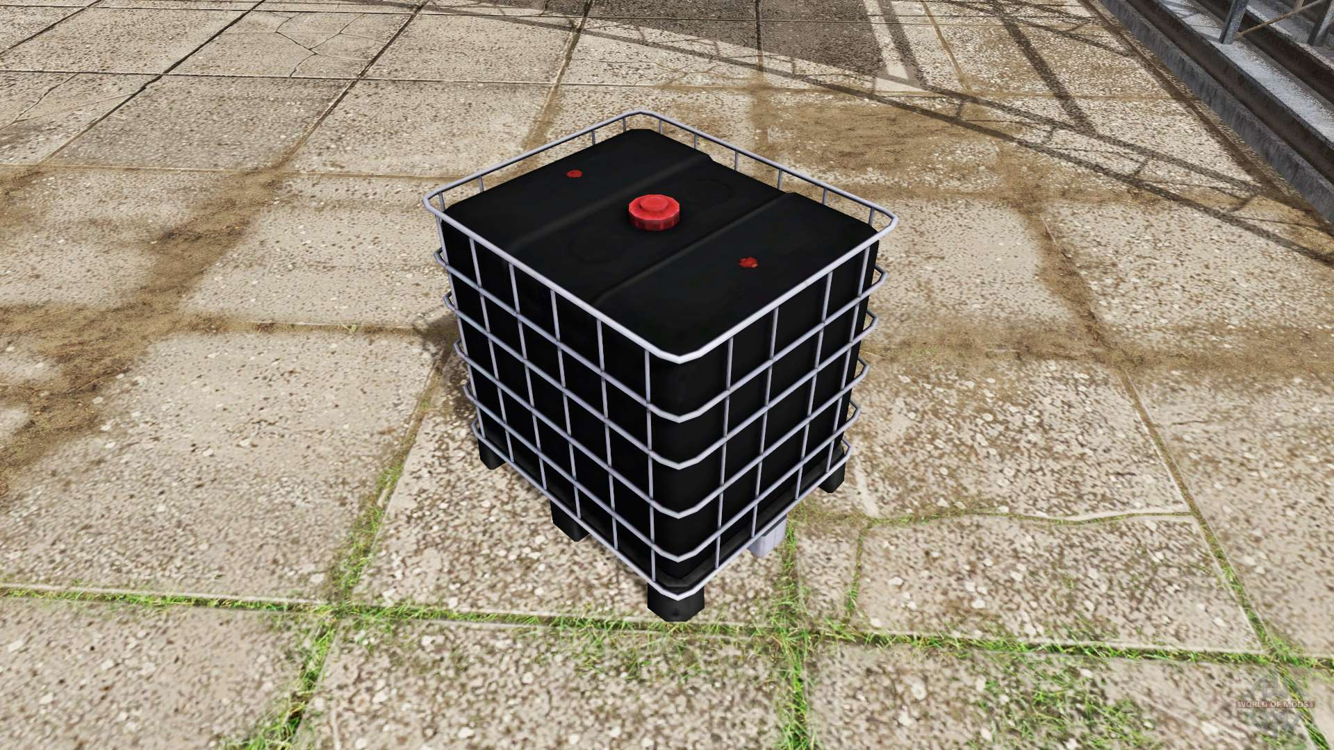 Auer packaging ibc container water pour farming simulator 2017 for Cout container