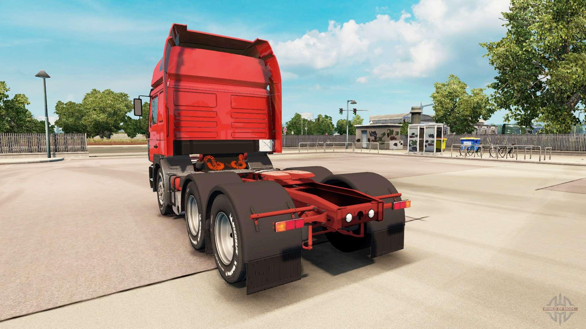 man f2000 f r euro truck simulator 2. Black Bedroom Furniture Sets. Home Design Ideas
