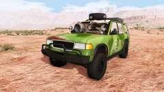 Gavril Roamer dustorm für BeamNG Drive