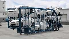 Trailers pack pour American Truck Simulator