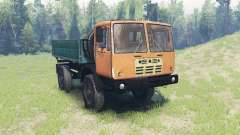 KAZ 4540 Kolchis für Spin Tires