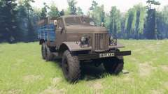 ZIL 157 pour Spin Tires