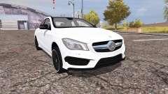 Mercedes-Benz CLA 45 AMG (C117) für Farming Simulator 2013