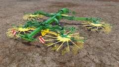 John Deere 1252 multifast für Farming Simulator 2015