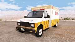 Gavril H-Series life ems pour BeamNG Drive