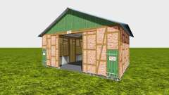 Warehouse v0.9.9 pour Farming Simulator 2015