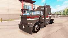 Z1 de la peau pour le camion Peterbilt 389