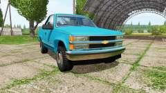 Chevrolet Silverado D20