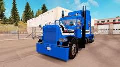 Linien Streifen skin für den truck-Peterbilt 389