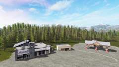 Pacific Inlet Logging für Farming Simulator 2017