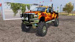 Ford F-350 monster