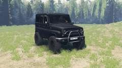 UAZ 315195 hunter