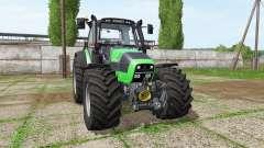 Deutz-Fahr Agrotron 620 TTV v3.3