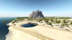 Baja track v3.0 pour BeamNG Drive