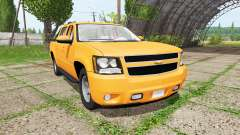Chevrolet Avalanche (GMT900)