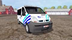 Renault Trafic Police