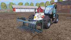 Terex teleheader für Farming Simulator 2015