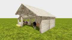 Horse stable für Farming Simulator 2015