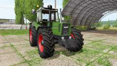 Fendt Favorit 612 LSA Turbomatik E v0.9 für Farming Simulator 2017