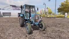MTZ 80 Biélorussie