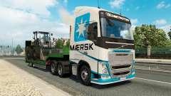 Painted truck traffic pack v2.2.1