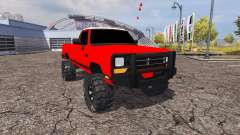 Dodge Power Ram für Farming Simulator 2013