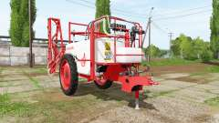 Agromehanika AGS pour Farming Simulator 2017