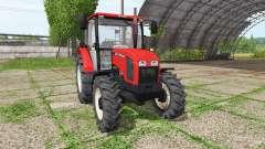 Zetor 5341 für Farming Simulator 2017