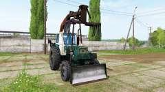 UMZ 6L peau de grapple pour Farming Simulator 2017